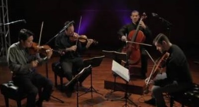 Transcendence a Meeting of Greats – Miro Quartet